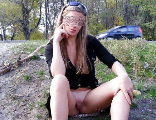 Libertine cherche voyeurs a Blainville